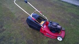 mountfield roller lawnmower