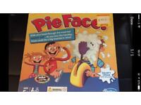 Pie Face, used once