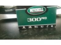 Mitchell 300 pro , spinning reel, ( BRAND NEW)
