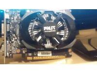 GTX 650 1GB OC EDITION