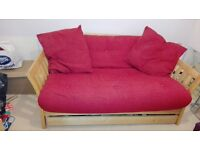 Double futon in excellent condition