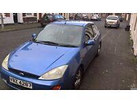 Ford Focus 300£ o.n.o LONG MOT