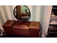 Vintage 1960's Dresser