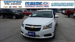 2011 Chevrolet Cruze LT Turbo Bluetooth Remote Starter