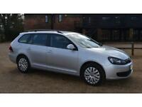 2012 (12 Reg) Volkswagen Golf Estate 1.6 Tdi Bluemotion BARGAIN