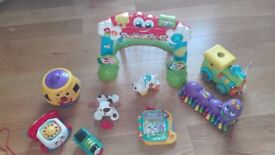 Baby/toddler toys bundle