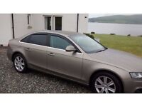 2008 AUDI A4 2.0 TDI SE 6SP NEW SHAPE