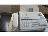 Brother Fax Machine 1020