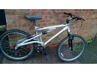 "men's diamonback bike 26"" wheels"