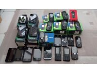 22 Samsung and Nokia Mobile phones