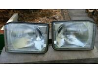Landrover 300 tdi headlights