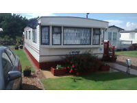 Willerby Leven Static Caravan mobile home 38x12 2 bed off site, Lowestoft,