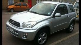 For Sale Toyota RAV4 4 3door