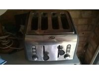 Russell Hobbs 4 slice toaster central London bargain