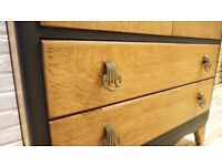 LEBUS, CUPBOARD, CHEST OF DRAWERS, VINTAGE ,RETRO (FREE DELIVERY CENTRAL SCOTLAND)