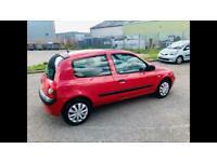 34,000miles - Renault Clio 1.2 3drs