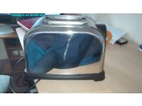 Stainless steel toaster for sale