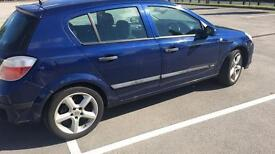 Vauxall Astra 05 1.7cdti