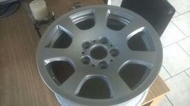 Alloy wheels - Suit BMW