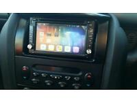Android double din for MG ZT/Rover 75