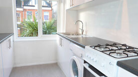 Newly refurbished one bedroom property on the first floor on a lovely road in Crouch End!