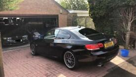 Bmw 3 Series M Sport, RED LEATHER , 2.0 Diesel Manual,