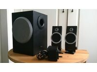 PC mulitimedia speaker system for PC by Creative inspire T3100:
