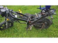 Hyosung GT 125 Job Lot