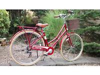 Ladies Bicycle By Victoria Pendleton