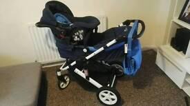 stroller 3in1