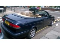 SAAB 9-3 AUTOMATIC CONVERTIBLE MOT NOVEMBER 2017 PX WELCOME