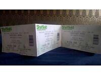 Little Mix tickets x 3