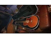 Tanglewood Sundance Pro TW45 NSB Electro Acoustic Guitar