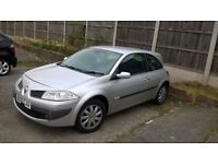 renault magan 1.5 dci... 30pound a year road tax cheap insurance