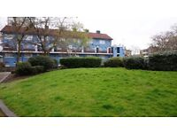 Deptford SE8. Newly Redecorated Large & Modern 4 Bed (no reception room) Furnished Flat with Garden