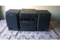 Sony Stereo System MHC-801. In working order.