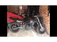 Rf 600 project motorbike