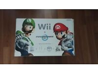 Used ones console nintendo wii