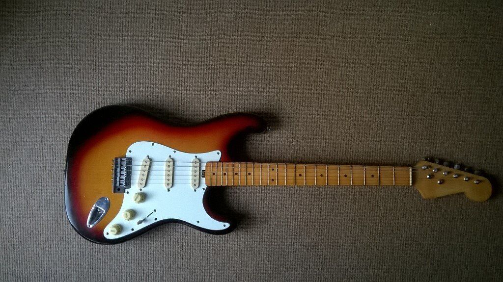 Musima Leadstar Electric Guitar In March Cambridgeshire