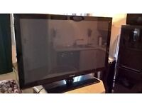 42 inch hd television in very good condition Samsung
