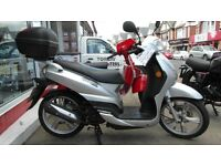 PEUGEOT TWEET 50cc MOPED/SCOOTER,1 LOCAL MATURE OWNER AND VERY LOW MILEAGE