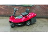 Castle Garden XE70 ride on mower similar Mauntfield
