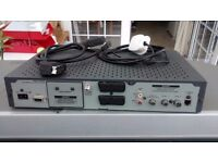 PACE DIGITAL SATELLITE RECEIVER WITH SCART AND MAINS LEAD