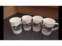 Motorbike mugs