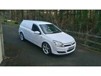 VAUXHALL ASTRA CDTI 6 SPEED SWAP CREW CAB PICK UP