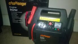 emergency engine starter
