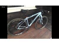 Cannondale trail bike 29er