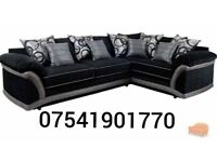 THIS WEEK SPECIAL OFFER BRAND NEW SABRINA CORNER SOFA FREE DELIVERY
