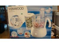 KENWOOD Multi-Pro Food Processor Model FP580 PK100/W