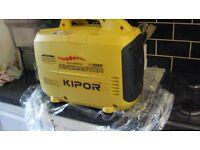 Kipor IG2000 Suitcase Portable Low Noise Digital Inverter Generator